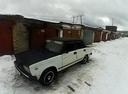Подержанный ВАЗ (Lada) 2105, белый , цена 22 000 руб. в Челябинской области, хорошее состояние