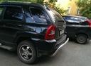 Подержанный Kia Sportage, черный , цена 630 000 руб. в Челябинской области, хорошее состояние