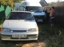 Подержанный ВАЗ (Lada) 2114, золотой , цена 85 000 руб. в республике Татарстане, хорошее состояние