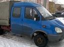Подержанный ГАЗ Газель, синий , цена 410 000 руб. в Челябинской области, хорошее состояние