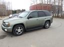 Подержанный Chevrolet TrailBlazer, зеленый , цена 370 000 руб. в ао. Ханты-Мансийском Автономном округе - Югре, среднее состояние