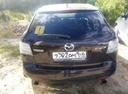 Подержанный Mazda CX-7, черный , цена 450 000 руб. в ао. Ханты-Мансийском Автономном округе - Югре, битый состояние