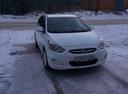 Подержанный Hyundai Solaris, белый , цена 470 000 руб. в ао. Ханты-Мансийском Автономном округе - Югре, отличное состояние