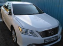 Подержанный Toyota Camry, белый , цена 1 040 000 руб. в ао. Ханты-Мансийском Автономном округе - Югре, отличное состояние