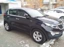 Подержанный Kia Sportage, черный , цена 1 150 000 руб. в ао. Ханты-Мансийском Автономном округе - Югре, отличное состояние