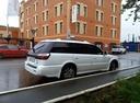 Подержанный Subaru Legacy Lancaster, белый , цена 250 000 руб. в Смоленской области, среднее состояние