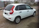 Подержанный ВАЗ (Lada) Kalina, белый , цена 280 000 руб. в республике Татарстане, хорошее состояние