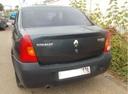 Подержанный Renault Logan, серый , цена 200 000 руб. в республике Татарстане, хорошее состояние