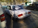 Подержанный ВАЗ (Lada) 2107, белый , цена 60 000 руб. в ао. Ханты-Мансийском Автономном округе - Югре, хорошее состояние
