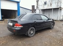 Подержанный Mitsubishi Lancer, черный , цена 320 000 руб. в республике Татарстане, отличное состояние