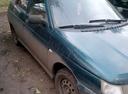 Подержанный ВАЗ (Lada) 2110, зеленый металлик, цена 35 000 руб. в Челябинской области, хорошее состояние