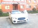 Подержанный Infiniti Q50, белый перламутр, цена 1 750 000 руб. в ао. Ханты-Мансийском Автономном округе - Югре, отличное состояние