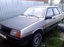 Подержанный ВАЗ (Lada) 2109, бежевый , цена 45 000 руб. в Челябинской области, хорошее состояние