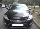 Подержанный Ford Mondeo, черный металлик, цена 475 000 руб. в Челябинской области, отличное состояние