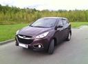 Подержанный Hyundai ix35, коричневый металлик, цена 1 011 000 руб. в ао. Ханты-Мансийском Автономном округе - Югре, отличное состояние