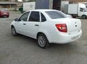 Подержанный ВАЗ (Lada) Granta, белый , цена 289 000 руб. в Челябинской области, отличное состояние