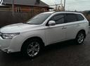 Подержанный Mitsubishi Outlander, белый перламутр, цена 1 130 000 руб. в республике Татарстане, отличное состояние