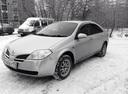 Авто Nissan Primera, , 2001 года выпуска, цена 250 000 руб., Челябинская область