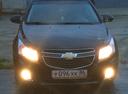Подержанный Chevrolet Cruze, черный , цена 550 000 руб. в ао. Ханты-Мансийском Автономном округе - Югре, отличное состояние