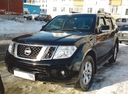 Подержанный Nissan Pathfinder, черный матовый, цена 1 100 000 руб. в ао. Ханты-Мансийском Автономном округе - Югре, хорошее состояние