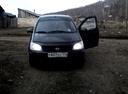 Подержанный Hyundai Getz, черный металлик, цена 210 000 руб. в Челябинской области, хорошее состояние