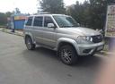 Подержанный УАЗ Patriot, серебряный , цена 695 000 руб. в Челябинской области, отличное состояние