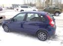 Подержанный ВАЗ (Lada) Kalina, синий , цена 330 000 руб. в ао. Ханты-Мансийском Автономном округе - Югре, хорошее состояние