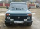 Подержанный ВАЗ (Lada) 4x4, зеленый , цена 185 000 руб. в республике Татарстане, хорошее состояние