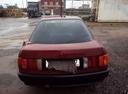 Подержанный Audi 80, красный , цена 115 000 руб. в Смоленской области, среднее состояние