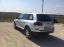 Подержанный Volkswagen Touareg, серебряный , цена 849 000 руб. в Челябинской области, хорошее состояние