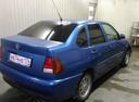 Подержанный Volkswagen Polo, синий , цена 165 000 руб. в Челябинской области, хорошее состояние