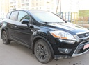 Подержанный Ford Kuga, черный металлик, цена 950 000 руб. в Челябинской области, отличное состояние