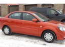 Подержанный Kia Rio, оранжевый , цена 345 000 руб. в Смоленской области, хорошее состояние