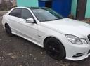 Подержанный Mercedes-Benz E-Класс, белый , цена 940 000 руб. в Смоленской области, отличное состояние