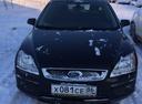 Подержанный Ford Focus, черный , цена 380 000 руб. в ао. Ханты-Мансийском Автономном округе - Югре, хорошее состояние