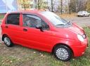 Подержанный Daewoo Matiz, красный , цена 143 000 руб. в республике Татарстане, среднее состояние