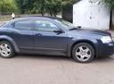Подержанный Dodge Avenger, синий металлик, цена 470 000 руб. в Челябинской области, отличное состояние