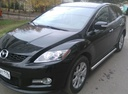 Подержанный Mazda CX-7, черный металлик, цена 550 000 руб. в республике Татарстане, отличное состояние
