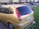 Подержанный Nissan Tino, желтый , цена 175 000 руб. в Челябинской области, хорошее состояние