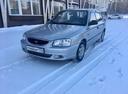 Авто Hyundai Accent, , 2005 года выпуска, цена 220 000 руб., Челябинск