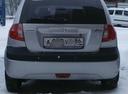 Подержанный Hyundai Getz, серебряный металлик, цена 390 000 руб. в ао. Ханты-Мансийском Автономном округе - Югре, отличное состояние