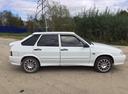 Подержанный ВАЗ (Lada) 2114, белый , цена 210 000 руб. в ао. Ханты-Мансийском Автономном округе - Югре, отличное состояние