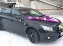 Подержанный Chevrolet Cruze, черный металлик, цена 480 000 руб. в Челябинской области, отличное состояние
