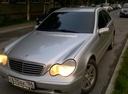 Подержанный Mercedes-Benz C-Класс, серебряный , цена 400 000 руб. в ао. Ханты-Мансийском Автономном округе - Югре, отличное состояние