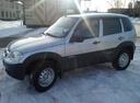 Подержанный Chevrolet Niva, серебряный металлик, цена 410 000 руб. в республике Татарстане, отличное состояние