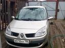 Подержанный Renault Scenic, бежевый металлик, цена 350 000 руб. в ао. Ханты-Мансийском Автономном округе - Югре, хорошее состояние
