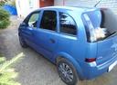 Подержанный Opel Meriva, голубой металлик, цена 299 000 руб. в республике Татарстане, хорошее состояние