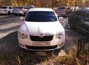 Подержанный Skoda Superb, белый , цена 850 000 руб. в ао. Ханты-Мансийском Автономном округе - Югре, отличное состояние