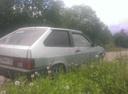 Подержанный ВАЗ (Lada) 2108, серебряный , цена 60 000 руб. в Смоленской области, хорошее состояние