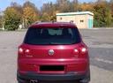 Подержанный Volkswagen Tiguan, бордовый металлик, цена 535 000 руб. в республике Татарстане, хорошее состояние